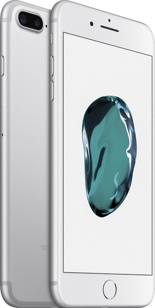 (SL) iPhone 7 Plus 32GB - SILVER Unlocked