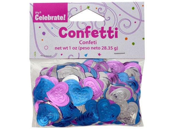 Bride Confetti - 12 1 oz packs