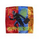 Top Secret Agent Mylar Happy Birthday Balloon