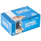Aluminum Foil Tin Stamped/Molded Deviled Crab Design Shells (250 pack)