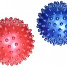 Rubber Spike Dog Balls (Set of 2)