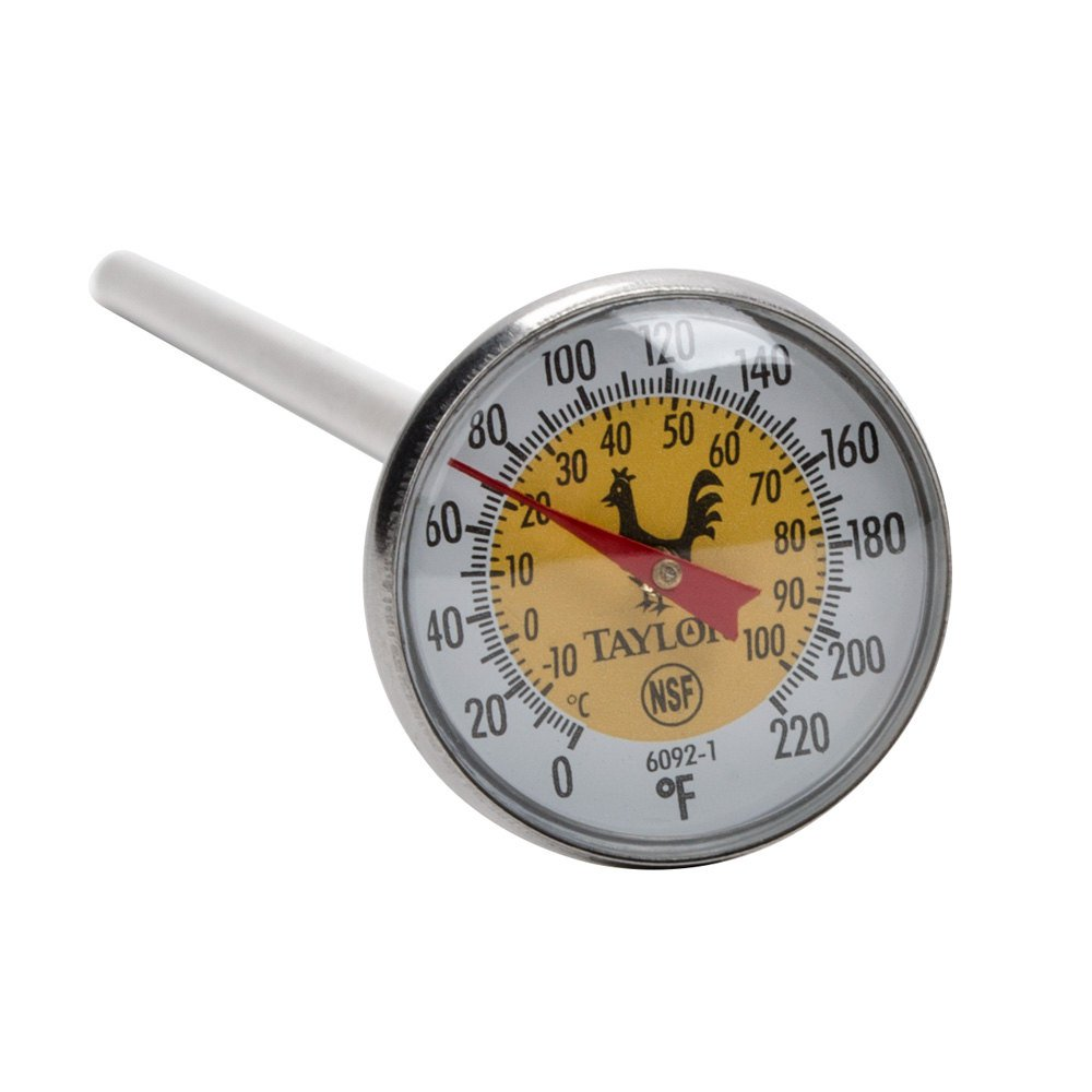 """Taylor 5"""" Poultry Cross-Contamination Reduction Thermometer"""
