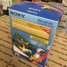 Sony SVM-75LS Photo Paper & Ink Cartridges Value Pack