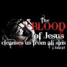 The Blood Of Jesus Cleanses Us From All Sins Tee Shirt