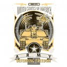United States Of America Army Defending Freedom Tee Shirt