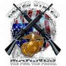 United States Marines The Few The Proud Tee Shirt