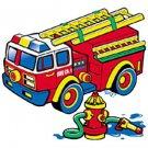 Firetruck Tee Shirt