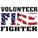 Volunteer Firefighter Tee Shirt