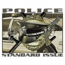Police Officers Standard Issue Tee Shirt