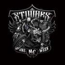The Three Stooges Bike Week Tee Shirt