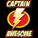 Captain Awesome Tee Shirt