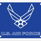 U.S. Air Force License Plate