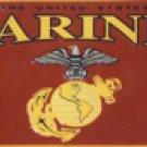 Marines License Plate