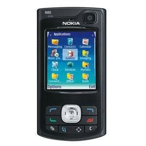 Unlocked Nokia N80