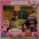 2003 Bandai Strawberry Shortcake Berry Special Parties School Rules Ginger Snap