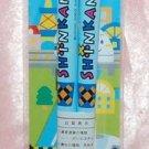 Sanrio Shinkansen Blue Plastic Chopsticks 16.5cmL Made in Japan