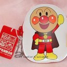 "Anpanman Coin Bag Key Chain Made in Japan 3"" x 4""H"