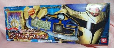 Bandai Magiranger Power Rangers Mystic Force Solar Cell Morpher Grid Phone