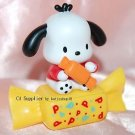"7-11 Hello Kitty & Friends Sweet Delight Figurine Version 2 - Pochacco 3"" H"