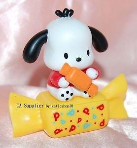 "7-11 Hello Kitty & Friends Sweet Delight Figurine Version 2 - Pochacco 3""H"