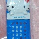2005 Sanrio Bandai Retro Collection MINI Hello Kitty Magnet #3 BLUE Calculator