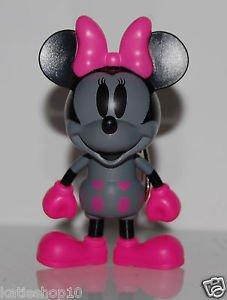 7-11 Disney Mickey Mouse & Friends 90 Anniversary Key Chain - Mickey Minnie #12