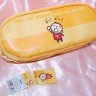 1999 Sanrio Hello Kitty's Friend Minna No Tabo Pencil Bag Pouch w/ Zip