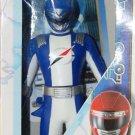 "GoGo Boukenger Power Rangers Figure Sentai Hero Series BLUE 6""H NEW"