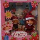 2003 Strawberry Shortcake Berry Sweet Sisters Holiday Sisters Apple Dumplin