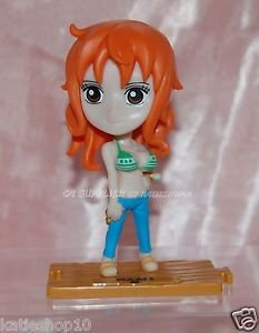 "One Piece 7-11 The New World Girl Figure Figurine 3.5"" H - Nami"