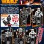 F Toys Star Wars Figure Character Stamper FULL Set of 5