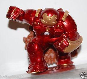 "7-11 Marvel Avengers Age of Ultron Figure w/ Magnet - Hulk Buster 3"" H"