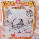 2001 McDonald's Happy Meal Toy Ronald Wizard - Hamburger Feeder Ronald
