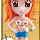 "2015 7-11 One Piece Figure w/ Prop- Nami 3.5"" H"