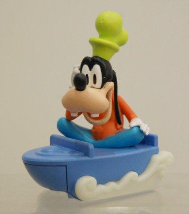 """7-11 Disney Pixar Light Parade Hong Kong Disneyland Figure Car 3""""H - Goofy"""