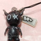 "2009 Bandai PVC Hard Figure w/ Movable Hands Head Charm Strap Mascot Gashapon Capsule Toy 1.5""L #5"