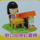 "7-11 Chibi Maruko Chan MINI Stationery - 野口笑子 Noguchi Emiko MINI Stappler 1.75""x1.75"""
