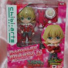"Chibi-arts Bandai Tiger & Bunny Barnaby Brooks Jr Figure 4""H"