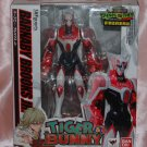 "Chibi-arts Bandai Tiger & Bunny Barnaby Brooks Jr Figure 6"" H"