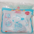 2004 McDonald's Peanuts Happy Meal Toy Snoopy Transport - Snoopy Vessel