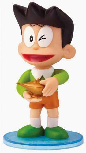 "2014 7-11 Doraemon & Friends Future Popup Store Figure 3""H - Suneo Honekawa"