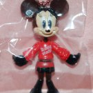 "Yujin Disney Mickey Mouse Minnie ""Minnie Up"" Key Chain Mascot Gashapon Capsule Toy 2.75""H #1"