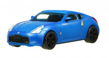 F Toys 1/64 Japanese Classic Car Selection 4 Nissan Fairlady Z34 Blue #2A
