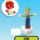 2016 McDonald's Nintendo Happy Meal Toy Super Mario - Go Around Luigi
