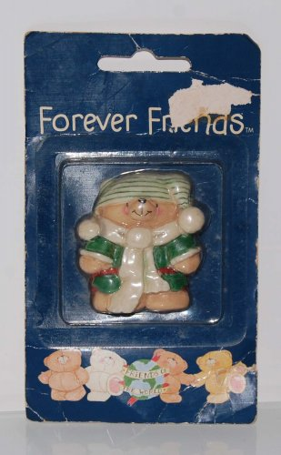"""Andrew Brownsword Forever Friends Bear Friends Magnet 2""""H #1"""