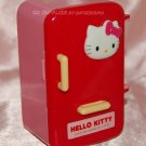 USED 1997 Sanrio Hello Kitty Plastic Fridge Refregerator Toy