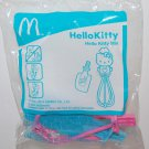 2014 McDonald's Sanrio Happy Meal Toy Hello Kitty Mix Kitchen Utensil
