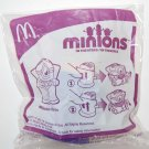 2015 McDonald's Happy Meal Toy Minions in Theatres- Minion Vampire