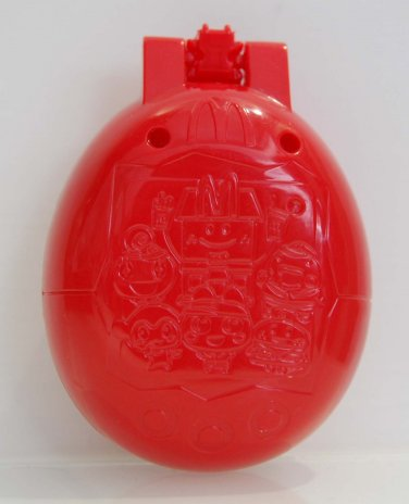 USED 2008 McDonald's Happy Meal Toy Red Tamagotchi Makdotchi #1