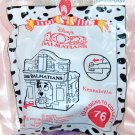McDonald's Disney Happy Meal Toy 102 Dalmatians Dog #76 Kennelville